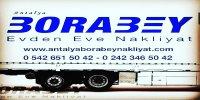 Antalya BOrabey Nakliyat - Firmabak.com