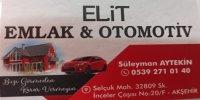 ELİT EMLAK GAYRİMENKUL - Firmabak.com